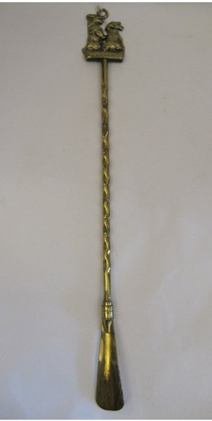 Late 19th Century shoehorn