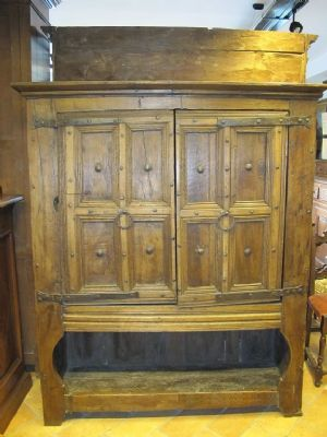 16th Century store cupboard
