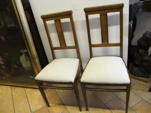 1930s' four chairs
