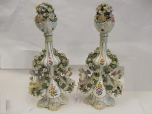 late 18th Century pair of Potiches