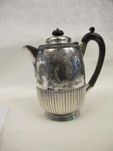 Victorian coffee pot