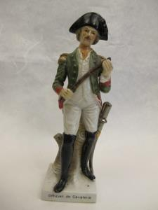 Early 20th Century Cavalry Officer